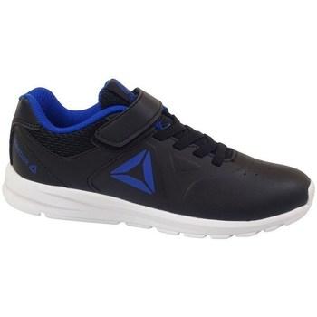 Boty Děti Nízké tenisky Reebok Sport Rush Runner Černé, Modré