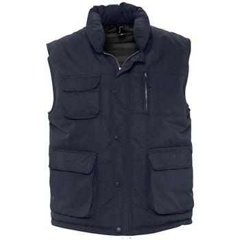 Textil Svetry / Svetry se zapínáním Sols VIPER QUALITY WORK Azul