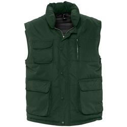 Textil Svetry / Svetry se zapínáním Sols VIPER QUALITY WORK Verde