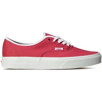 Boty Nízké tenisky Vans Authentic Pop Bílé, Růžové