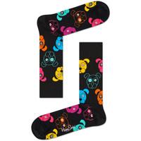 Textilní doplňky Muži Ponožky Happy Socks Cat vs dog gift box Vícebarevné