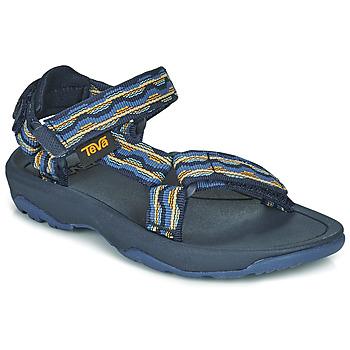 Boty Chlapecké Sandály Teva HURRICANE XLT2 Modrá / Tmavě modrá