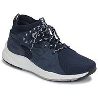 Boty Muži Multifunkční sportovní obuv Columbia SH/FT OUTDRY MID Tmavě modrá
