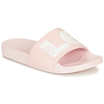Boty Ženy pantofle Levi's JUNE L S Růžová