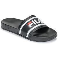 Boty Muži pantofle Fila Morro Bay slipper 2.0 Černá