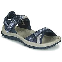 Boty Ženy Sportovní sandály Keen TERRADORA II OPEN TOE SANDAL Modrá