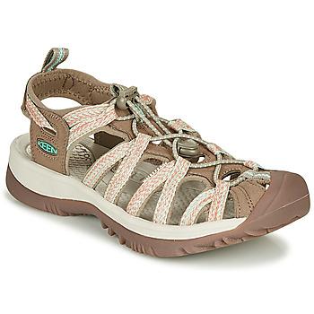 Boty Ženy Sportovní sandály Keen WHISPER Béžová