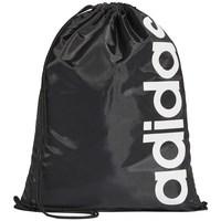 Taška Batohy adidas Originals Lin Core GB Černé