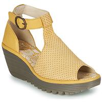 Boty Ženy Sandály Fly London YALLS Žlutá
