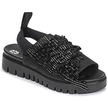 Boty Ženy Sandály Papucei RAMINA Černá