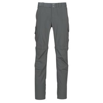 Textil Muži Cargo trousers  Columbia SILVER RIDGE II CONVERTI Šedá