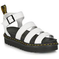 Boty Ženy Sandály Dr Martens BLAIRE HYDRO Bílá
