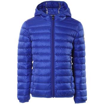 Textil Děti Prošívané bundy JOTT Hugo doudoune manche longue capuche Modrá