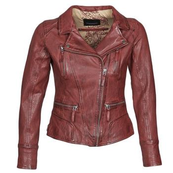 Textil Ženy Kožené bundy / imitace kůže Oakwood CAMERA Červená