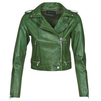 Textil Ženy Kožené bundy / imitace kůže Oakwood KYOTO Zelená