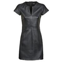 Textil Ženy Krátké šaty Oakwood PLEASE Černá