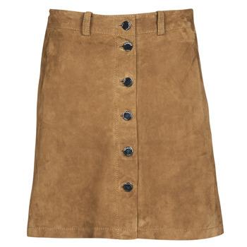Textil Ženy Sukně Oakwood KEREN Zlatohnědá