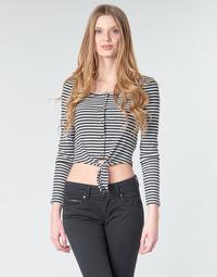 Textil Ženy Halenky / Blůzy Pepe jeans FALBALA Černá