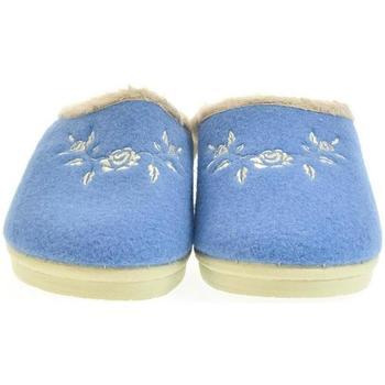 Boty Ženy Papuče Mjartan Dámske papuče  ELISA svetlomodrá