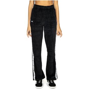 Textil Ženy Teplákové kalhoty Kappa AUTHENTIC JPN BARAV 901-black-white