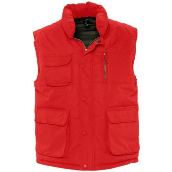 Textil Bundy Sols VIPER QUALITY WORK Rojo