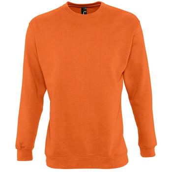 Textil Mikiny Sols NEW SUPREME COLORS DAY Naranja