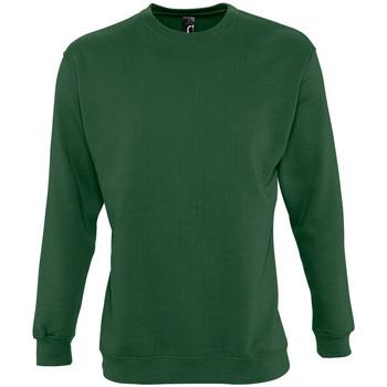 Textil Mikiny Sols NEW SUPREME COLORS DAY Verde