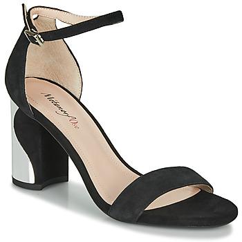 Boty Ženy Sandály Metamorf'Ose GABELOU Černá