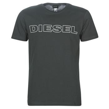 Textil Muži Trička s krátkým rukávem Diesel UMLT-JAKE Šedá