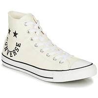 Boty Muži Kotníkové tenisky Converse CHUCK TAYLOR ALL STAR CHUCK TAYLOR CHEERFUL Bílá