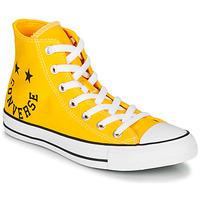 Boty Kotníkové tenisky Converse CHUCK TAYLOR ALL STAR - HI Žlutá