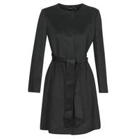 Textil Ženy Kabáty Lauren Ralph Lauren Albert Černá