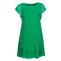 Textil Ženy Krátké šaty Lauren Ralph Lauren Arnould Zelená