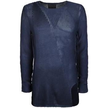 Textil Muži Svetry Barbarossa Moratti  Modrá