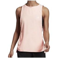 Textil Ženy Tílka / Trička bez rukávů  adidas Originals 257 Tank W Růžové