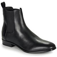 Boty Muži Kotníkové boty HUGO CULT CHEB ITPL Černá