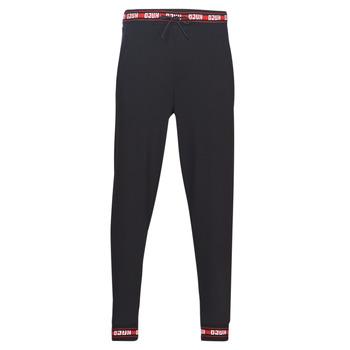 Textil Muži Teplákové kalhoty HUGO DOAK 202 Černá / Červená