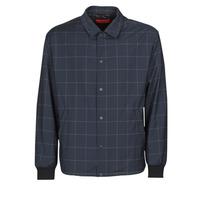 Textil Muži Bundy HUGO UROQ2022 Tmavě modrá