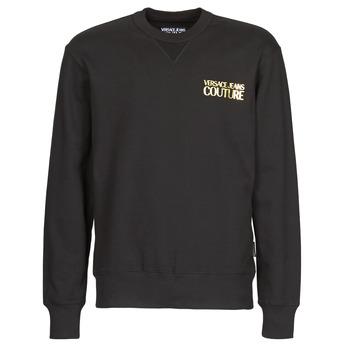 Textil Muži Mikiny Versace Jeans Couture B7GVA7FB Černá / Zlatá