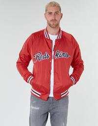 Textil Muži Bundy Redskins LAYBACK SWISH Červená