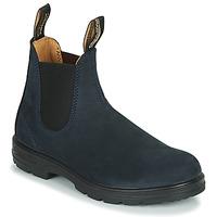 Boty Kotníkové boty Blundstone CLASSIC CHELSEA BOOTS 1940 Tmavě modrá