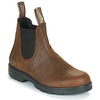 Boty Kotníkové boty Blundstone CLASSIC CHELSEA BOOTS 1609 Hnědá
