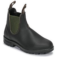 Boty Kotníkové boty Blundstone ORIGINAL CHELSEA BOOTS 520 Hnědá / Khaki