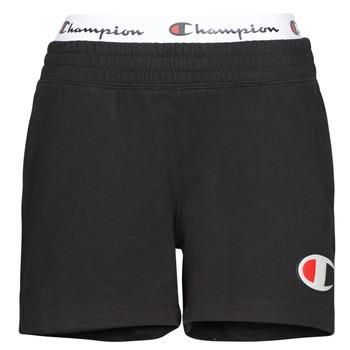Textil Ženy Kraťasy / Bermudy Champion KOUSANE Černá