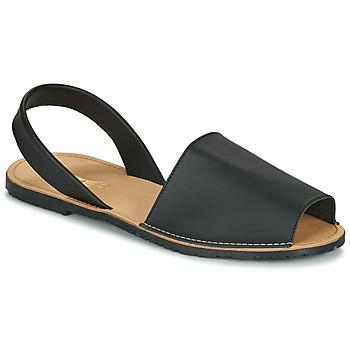 Boty Ženy Sandály So Size LOJA Černá
