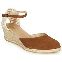 Boty Ženy Sandály So Size JITRON Velbloudí hnědá