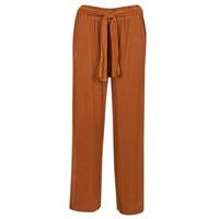Textil Ženy Turecké kalhoty / Harémky Moony Mood MERONAR Rezavá