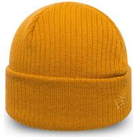 Textilní doplňky Muži Čepice New-Era Lightweight cuff knit newera Černá