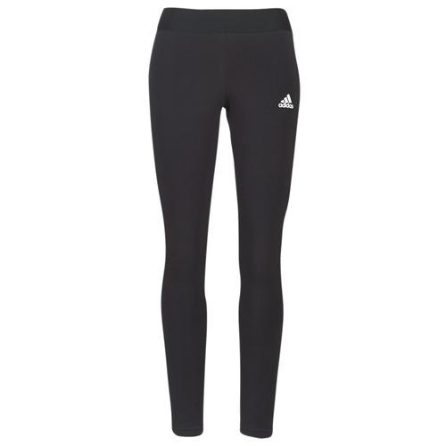 Textil Ženy Legíny adidas Performance MH 3S Tights Černá