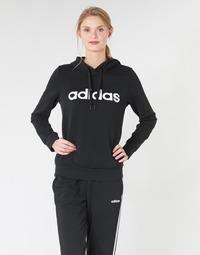 Textil Ženy Mikiny adidas Performance E LIN OH HD Černá